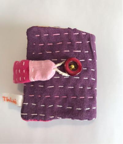 Carnet Aiguilles Violet