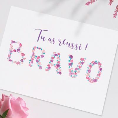 Carte Bravo