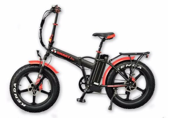 Smartbike Bigfoot Rot