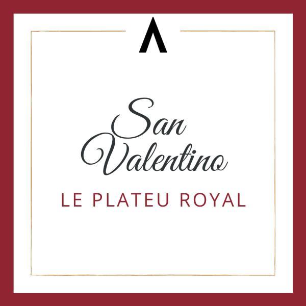 Le Plateau Royal | Per due