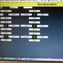 Southenders Saturday